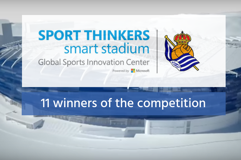 11 winners of the Sport Thinkers competition – GSIC Microsoft